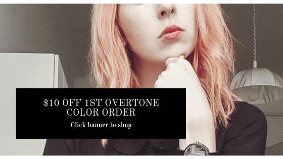 Overtone Discount