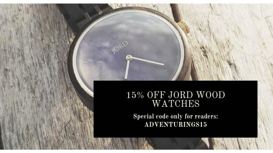 JORD Watch Discount